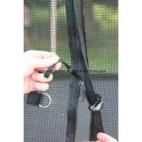 juego del jardín del 15FT, juguete Trampline con el recinto de la seguridad para los adultos o cabritos