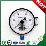 Bom Contacto eléctrico Vendas Manómetro com qualidade superior
