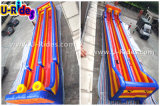 Juegos de Deportes Bungee Inflable Run with Basketball Hoop