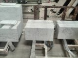 Bathroom Flooring를 위한 Bianco Cararra Marble Tile