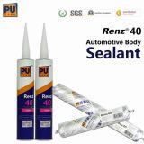 Het Dichtingsproduct van het polyurethaan voor het Lichaam van het Blad en van de Auto (zwart wit,)