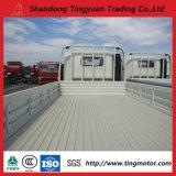 5トンHOWOの軽トラックの貨物トラック