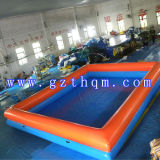 Double Layer Inflatable Pool/Children's Bunker Inflatable Pool
