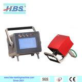Indicatore elettronico portatile per la marcatura del tubo d'acciaio della lamiera di acciaio