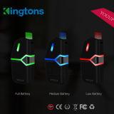 Do cigarro eletrônico chinês de Youup 050 do fornecedor do E-Cig de Kingtons projeto original