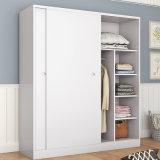 صنع وفقا لطلب الزّبون مسيكة [نو-فولدبل] مقصورة غرفة نوم خزانة ثوب