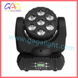 mini LED luz de la iluminación LED de la pista de la colada de 7PCS 15W Osram 4in1 LED