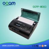 печатная машина POS принтера Bluetooth портативная пишущая машинка 80mm
