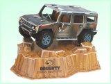 DIY Friction Car Educational 3D Puzzle Toys (H4551137)