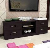 De moderne Kabinetten van TV van de Opslag van het Ontwerp Eenvoudige