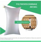 Contenedor gran tejido de polipropileno relleno inflables bolsas de aire