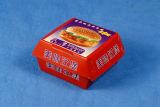 A placa de cartão Smack a caixa/caixa de papel única/a caixa caixa de Chichen/alimento da impressão