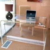 Vidrio Temperted Desk/Reservar mesa/Secretaire/Secretario de recepción (Jinbo. 13)