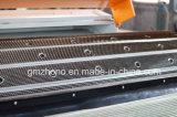 Matéria têxtil fina super de Zn60d que recicl a maquinaria