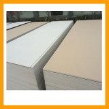 Plaques de plâtre de qualité avec le feu/l'humidité