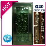 SUS304 (ES-7007)の艶出しのトリムが付いている機密保護のステンレス鋼のドア
