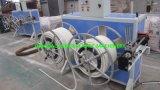 PVC, штрангпресс трубы из волнистого листового металла PA