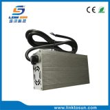 Corrente alta 120W carregador de alumínio
