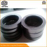 Anneau de garniture de graphite flexible ; Garantie de qualité souple du joint d'emballage de graphite (fabricant)