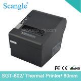 Impressora POS Superior / impressora de recibos térmica com 260 milímetros / Sec velocidade de impressão