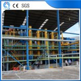 Centrale elettrica di gassificazione del guscio dell'avena del Downdraft di Haiqi 300kw