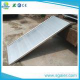 Rampa de cargamento resistente del carro del fabricante ATV de China, rampa de aluminio superficial antirresbaladiza
