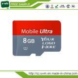 Дешевая карточка 8GB микро- SD с переходникой (SD-007)