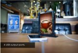 Cadre photo LED pour publicité et menu dans The Cafe