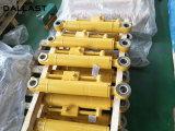 Cilindro hidráulico de ação dupla soldadas para veículos