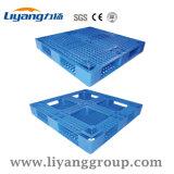 Lytw-1311A paletes de plástico com tamanhos 1300x1100x150mm para armazenamento de cerveja