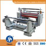 Machine de Rewinder de découpeuse d'étiquette de blanc de grand pain de qualité