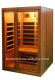 2016 Sauna infrarouge lointain pour 2 personnes-W2