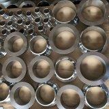 Tipos de diferentes tamaños de 321 acero inoxidable 316L Ramal final