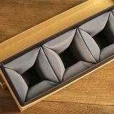 La caja de regalo personalizado Caja de Papel Caja de papel Kraft Wholesale