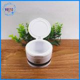 De kosmetische Plastic Fles van de Verpakking voor het Vlekkenmiddel van de Make-up veegt af