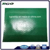 防水PVC冷たい薄板にされた防水シート(250dx250d 22X19、460g)