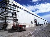 Gruppo di lavoro sezionale chiaro prefabbricato di industria alimentare della struttura d'acciaio (KXD-118)