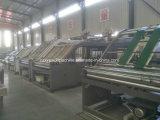 علبة [بكج مشنري] الصين يغضّن ورق مقوّى خدة مصفّح آلة