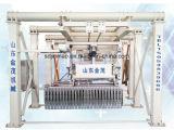 Controle van het programma Twee Scherpe Machine van de Baksteen van de Klei van Staven de Servo
