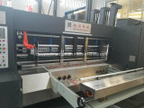 Boîte en carton ondulé à haute vitesse automatique Making Machine
