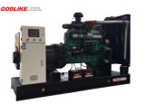 Bon Price Open Type 250kVA Diesel Generator Set avec Engine chinois Shangchai