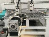 Hölzerne Gravierfräsmaschine mit Drehzubehör/hölzernem CNC-Fräser