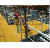 Anti corrosione Fiberglass/GRP/FRP che gratta per la fabbrica chimica