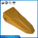 Échelle s'engageante au sol dents rocheuses de Pin de position de KOMATSU d'outils d'excavatrice d'OEM/chat