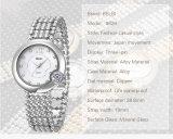 Belbiのブランドの女性腕時計の方法偶然のローマワードシェルの表面の防水水晶は日本PC21金、&#160を見る; 選択するべきあなたのための銀2カラー