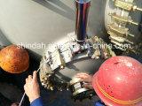 Q345 Verre acier au carbone chemisé Réacteur en ligne