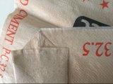 Brown-Papierbeutel/Kleber-Bag/PP gesponnener Beutel