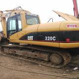 Gebruikte Cat Excavator /Secondhand Crawler Excavator met Ce (320C)