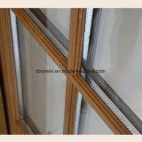 Vidraça dupla janela de manivela