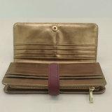 Высокое качество в сложенном виде Wallet с замка ремня безопасности и